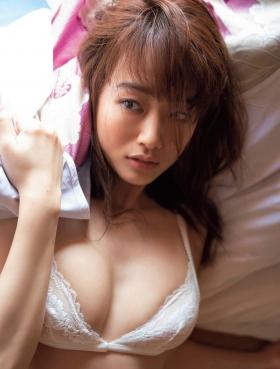 Risa Kudo Swimsuit Underwear Gravure Legendary Goddess Descending 2021003