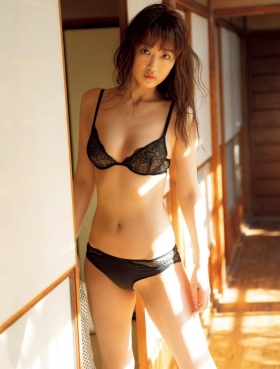 Risa Kudo Swimsuit Underwear Gravure Legendary Goddess Descending 2021007