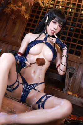 Swimsuit Bikini Gravure Woman Tengu Dead or Alive 5 Ultimate025