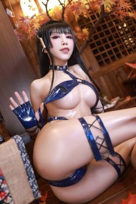 Swimsuit Bikini Gravure Woman Tengu Dead or Alive 5 Ultimate035