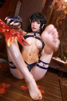 Swimsuit Bikini Gravure Woman Tengu Dead or Alive 5 Ultimate040