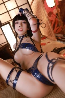 Swimsuit Bikini Gravure Woman Tengu Dead or Alive 5 Ultimate054