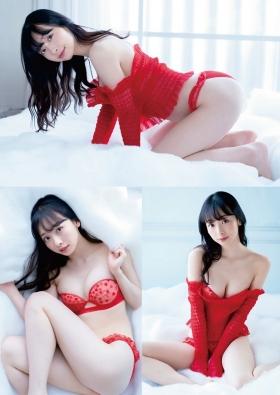 Asuka Hanamura swimsuit bikini gravure Ohanamishimasu 2021007