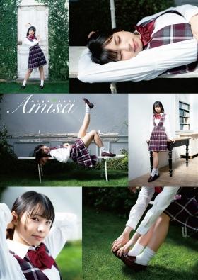Amisa Miyazaki swimsuit bikini gravure When is a girl 2021003