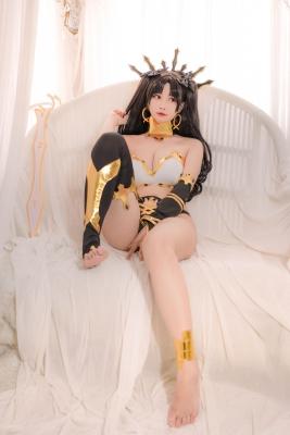 Swimsuit Bikini Gravure Ishtar FateGrand Order FateGrand Order Cosplay001