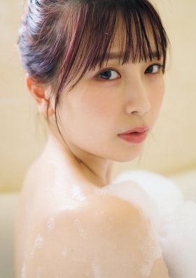 Rin Miyauchi Swimsuit Bikini Gravure Healing Orthodox Beautiful Girl Finally Unveils 2021009