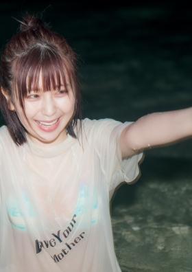 Rin Miyauchi Swimsuit Bikini Gravure Healing Orthodox Beautiful Girl Finally Unveils 2021008