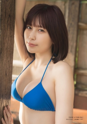 Rin Miyauchi Swimsuit Bikini Gravure Healing Orthodox Beautiful Girl Finally Unveils 2021011