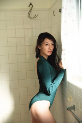 Yukari Oshima Swimsuit Bikini Gravure Monologue 2021003