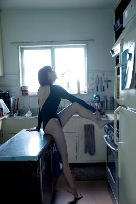Yukari Oshima Swimsuit Bikini Gravure Monologue 2021014