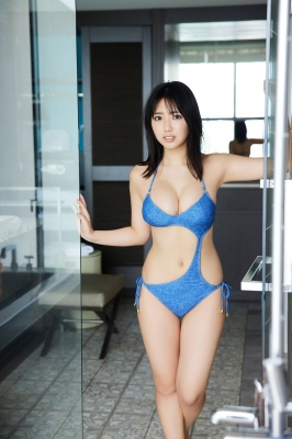 Aika Sawaguchi Swimsuit Bikini Gravure High School Graduation Memorial Vol2 2021002