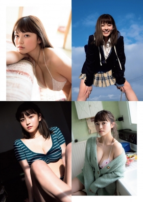 Sakurai Otono swimsuit bikini gravure Wa biggest shock debut 18 years old from Shizuoka 2021002