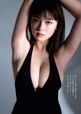 Sakurai Otono swimsuit bikini gravure Wa biggest shock debut 18 years old from Shizuoka 2021003