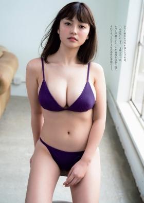 Sakurai Otono swimsuit bikini gravure Wa biggest shock debut 18 years old from Shizuoka 2021005