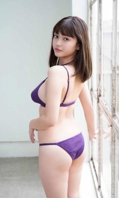 Sakurai Otono swimsuit bikini gravure Wa biggest shock debut 18 years old from Shizuoka 2021011