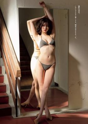 Moeka Hashimoto swimsuit bikini gravure Height 173cm slender, president Imanoyao 2021006