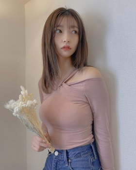 Moeka Hashimoto swimsuit bikini gravure Height 173cm slender, president Imanoyao 2021023