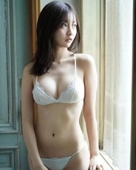 Moeka Hashimoto swimsuit bikini gravure Height 173cm slender, president Imanoyao 2021031