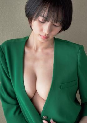 Saka Okada swimsuit bikini gravure Too beautiful mahjong player fascinates yakuman soft skin sexy 2021003