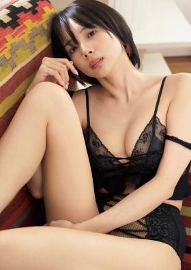 Saka Okada swimsuit bikini gravure Too beautiful mahjong player fascinates yakuman soft skin sexy 2021005