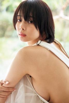 Saka Okada swimsuit bikini gravure Too beautiful mahjong player fascinates yakuman soft skin sexy 2021007