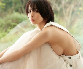 Saka Okada swimsuit bikini gravure Too beautiful mahjong player fascinates yakuman soft skin sexy 2021009