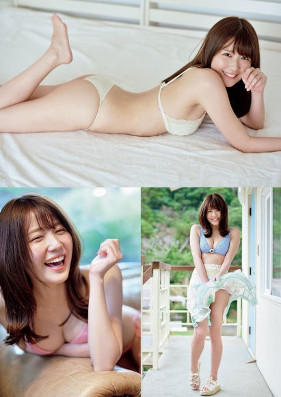Yuka KOHINATA Swimsuit bikini gravure From social networking to star, Reiwa Style 2021003