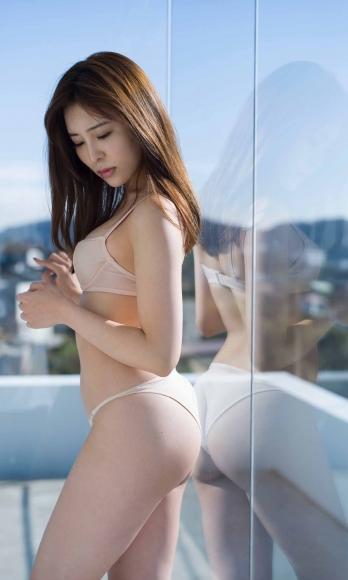 Kaho Momoi Swimsuit Bikini Gravure After Breakfast 2021012
