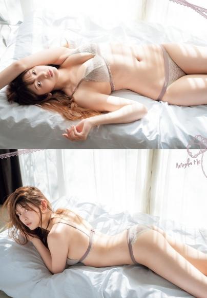 Angela Mei Swimsuit Bikini Gravure First female rider of Kamen Rider Saber 2021004