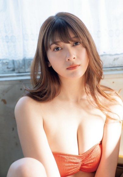 Angela Mei Swimsuit Bikini Gravure First female rider of Kamen Rider Saber 2021009