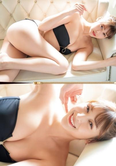 Angela Mei Swimsuit Bikini Gravure First female rider of Kamen Rider Saber 2021010