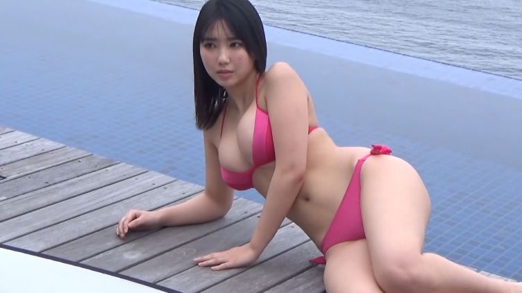 Aika Sawaguchi Swimsuit Bikini Gravure Last JK just before high school graduation 2021023