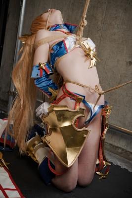 Bikini Armor Bradamante: The Holy Knight Will Not Be Defeated Vol02008
