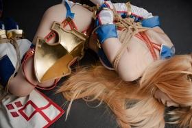 Bikini Armor Bradamante: The Holy Knight Will Not Be Defeated Vol02013