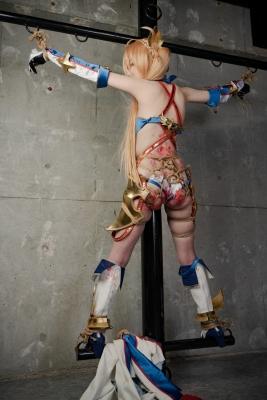 Bikini Armor Bradamante: The Holy Knight Will Not Be Defeated Vol02042