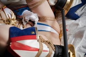 Bikini Armor Bradamante: The Holy Knight Will Not Be Defeated Vol02054