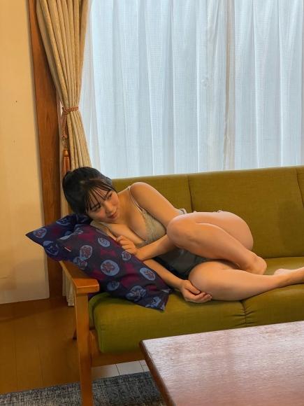 Shiori Ikemoto Swimsuit Bikini Gravure Current high school girl Idols last uniform009