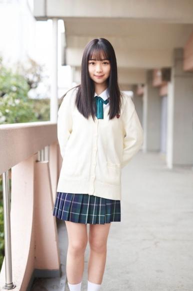 Shiori Ikemoto Swimsuit Bikini Gravure Current high school girl Idols last uniform025