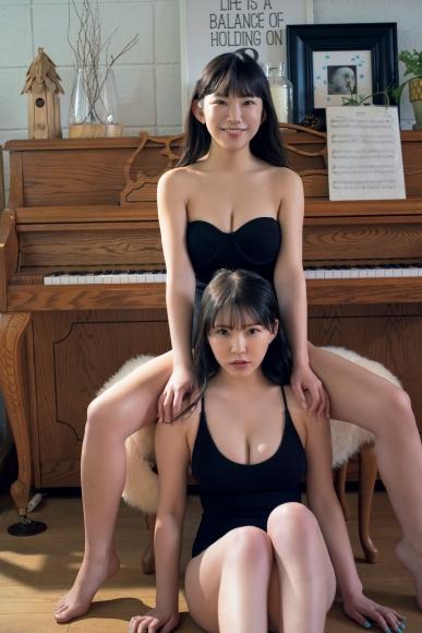 Marina Nagasawa Sei Ai Nagasawa Swimsuit Bikini Gravure Big sister will teach you 2021006