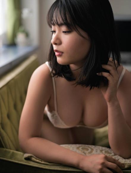 Mizuki Hoshina swimsuit bikini gravure Her cuteness is always praised003