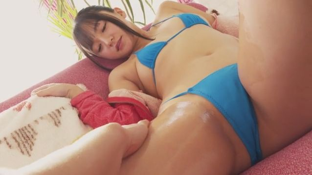 Ayana Nishinaga the 2nd Sunspot GoGo Queen takes off her naughty clothes 2021024
