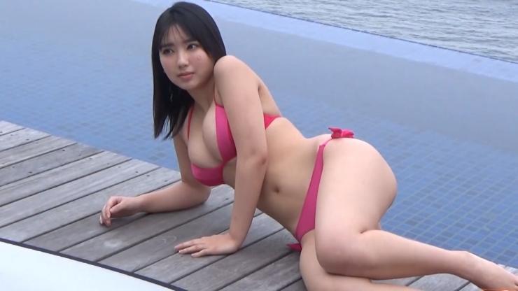 Aika Sawaguchi Swimsuit bikini gravure The last high school girl 2021006