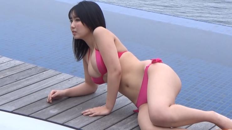 Aika Sawaguchi Swimsuit bikini gravure The last high school girl 2021008
