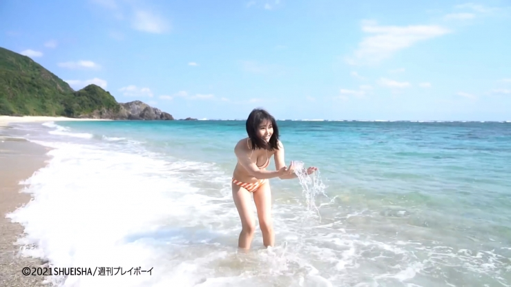 Tonchikisakina Swimsuit Bikini Gravure A little bit retro 2021013