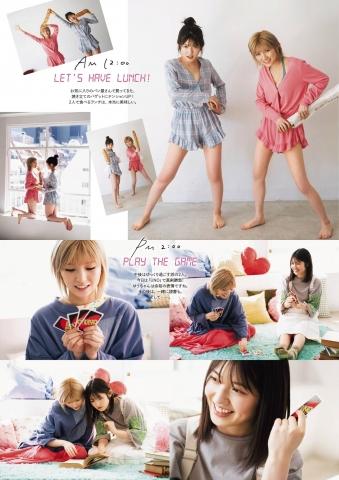 AKB48 Ayaki Murayama Nana Okada swimsuit bikini gravure Yuna 1day joint life 2021010