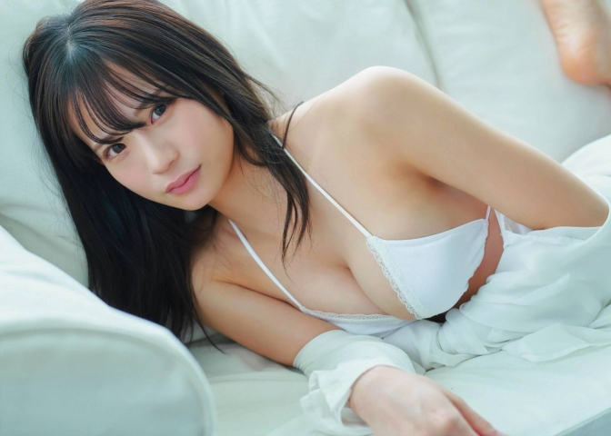 NMB48 Kaiyu Wada swimsuit bikini gravure limpid canvas 2021003