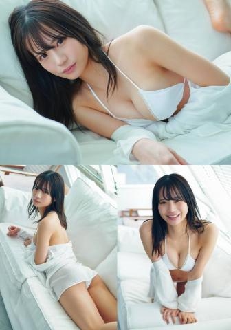 NMB48 Kaiyu Wada swimsuit bikini gravure limpid canvas 2021004