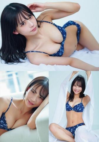 NMB48 Kaiyu Wada swimsuit bikini gravure limpid canvas 2021006