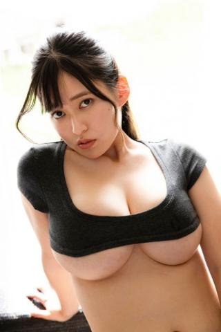 Ichihana Miri Swimsuit Bikini Gravure All we need is their picture 2021009
