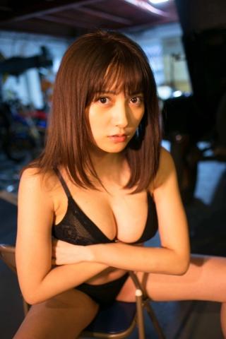 Nashiko Momotsuki swimsuit bikini gravure Please be my only you just for today010
